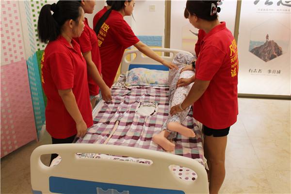 育婴、养老、护理岗位培训……